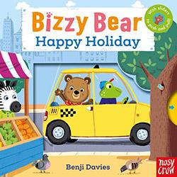 Bizzy Bear: Happy Holiday
