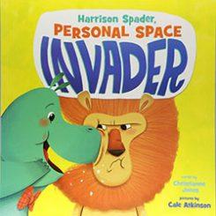 Harrison Spader Personal Space Invader