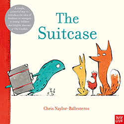 The Suitcase by Chris Naylor-Ballesteros