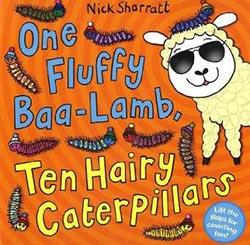 One Fluffy Baa-Lamb, Ten Hairy Caterpillars