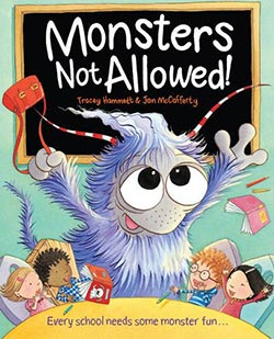 Monsters Not Allowed