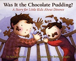 Was It the Chocolate Pudding - A Story for Little Kids About Divorce