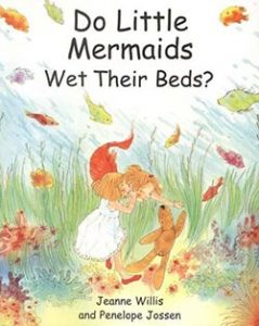 Do Little Mermaids Wet Their Beds?