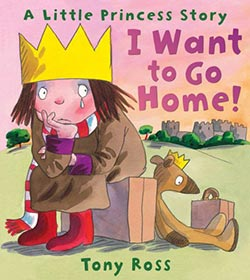 Little Princess – I Want to Go Home!