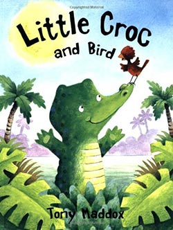 Little Croc and Bird