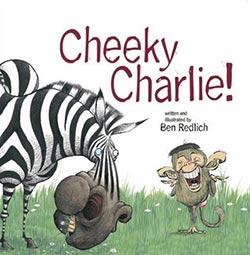 Cheeky Charlie!