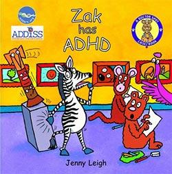 A Dr. Spot Casebook: Zak Has ADHD