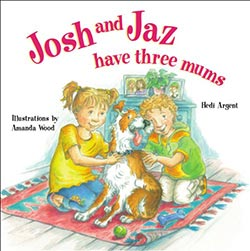Josh and Jaz have three mums