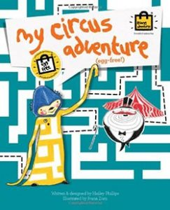 My Circus Adventure (egg free)