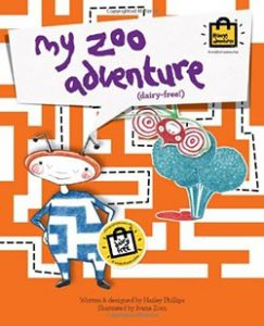 My Zoo Adventure (dairy free)