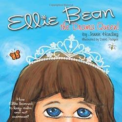 Ellie Bean the Drama Queen!