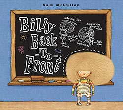 Billy Back To Front