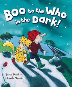 Boo to the Who in the Dark