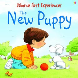 The New Puppy (Usborne First Experiences)