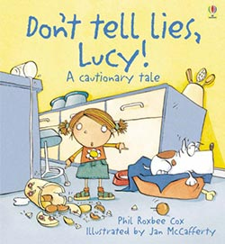 Don't Tell Lies, Lucy!