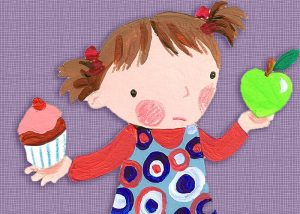 Picture Books About Healthy Eating and Table Manners